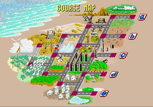 Retro Lab: OutRun 2/OutRun 2006: Coast 2 Coast – 3rd Voice