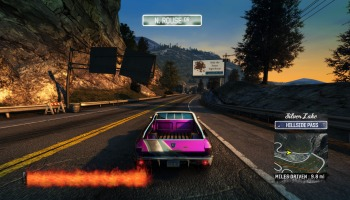 Dangerous Driving (2019) Review: Shiny Red Budget Car – 3rd Voice Gaming
