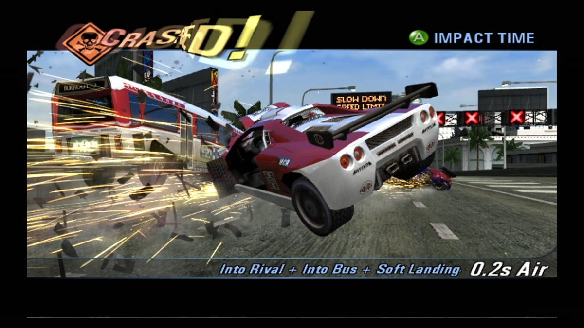 Burnout Retrospective, Part Three — Burnout 3: Takedown (2004) – 3rd