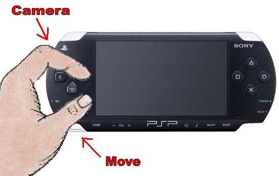 PSP_Claw