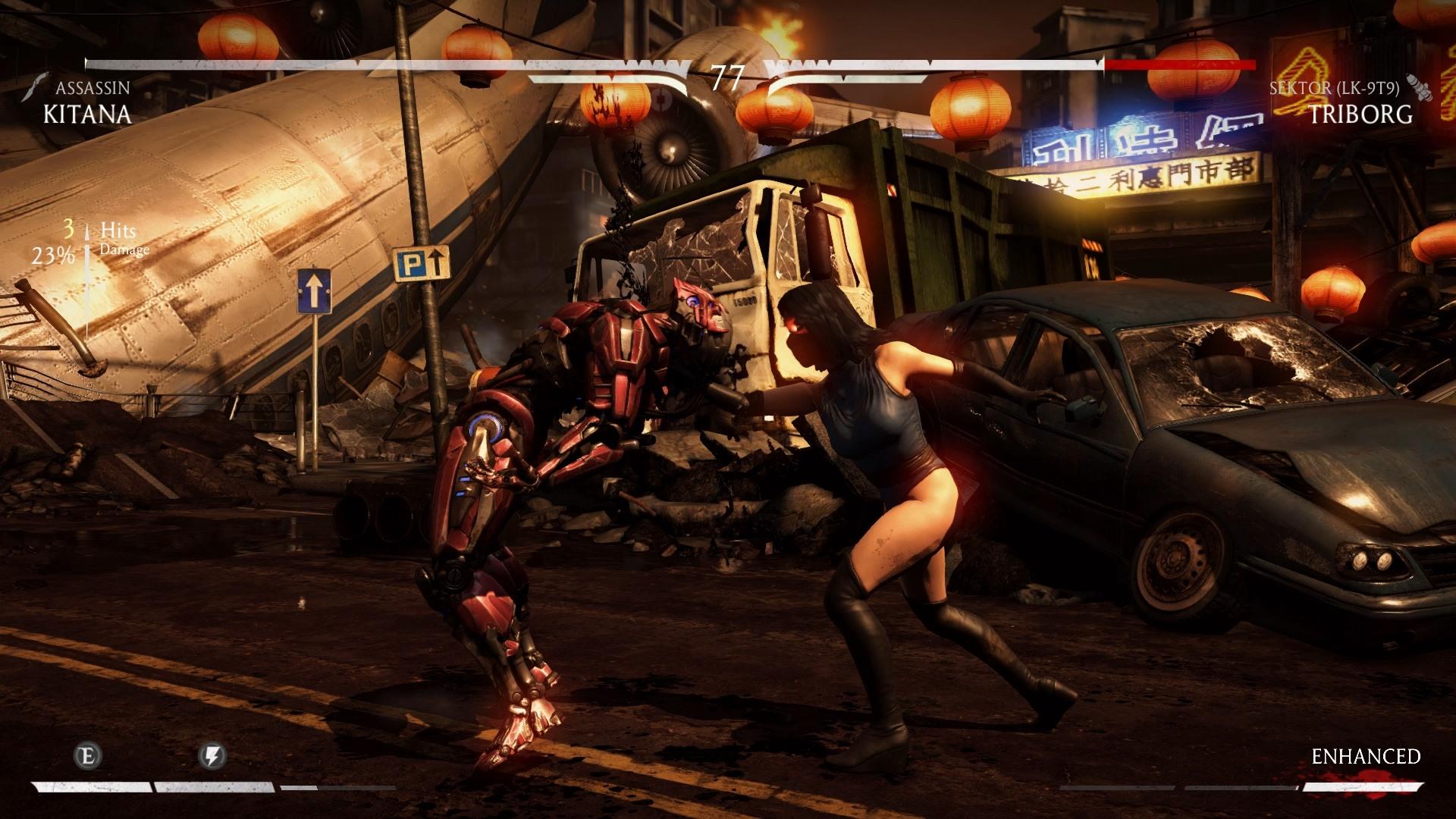 Mortal Kombat Retrospektive, Part 16: MORTAL KOMBAT X (2015