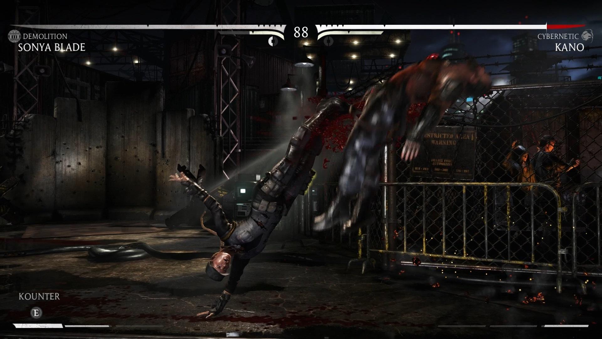 Mortal Kombat Retrospektive Part 16 Mortal Kombat X 2015